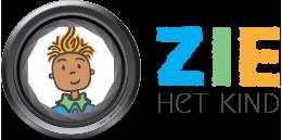 Zie het kind logo